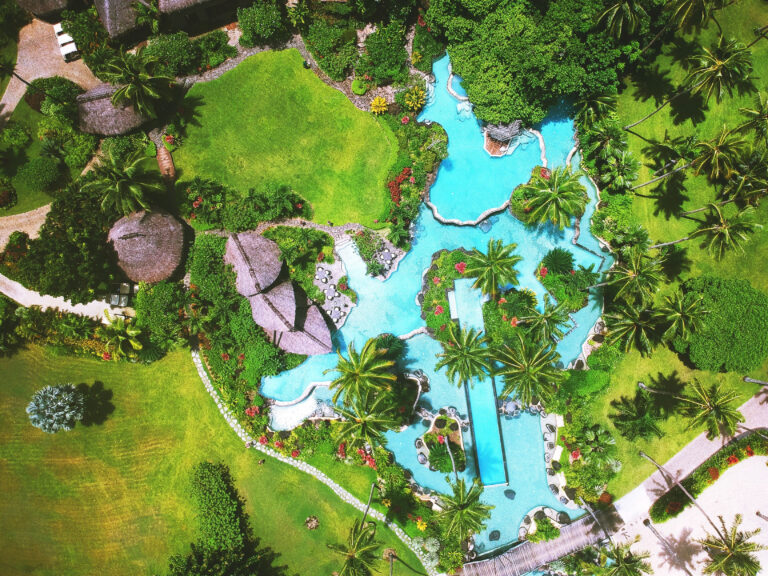 Laucala Island Aerial