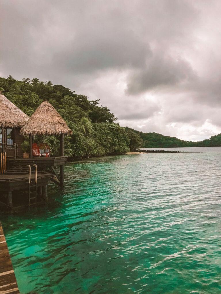 Laucala Island Overwater Villa