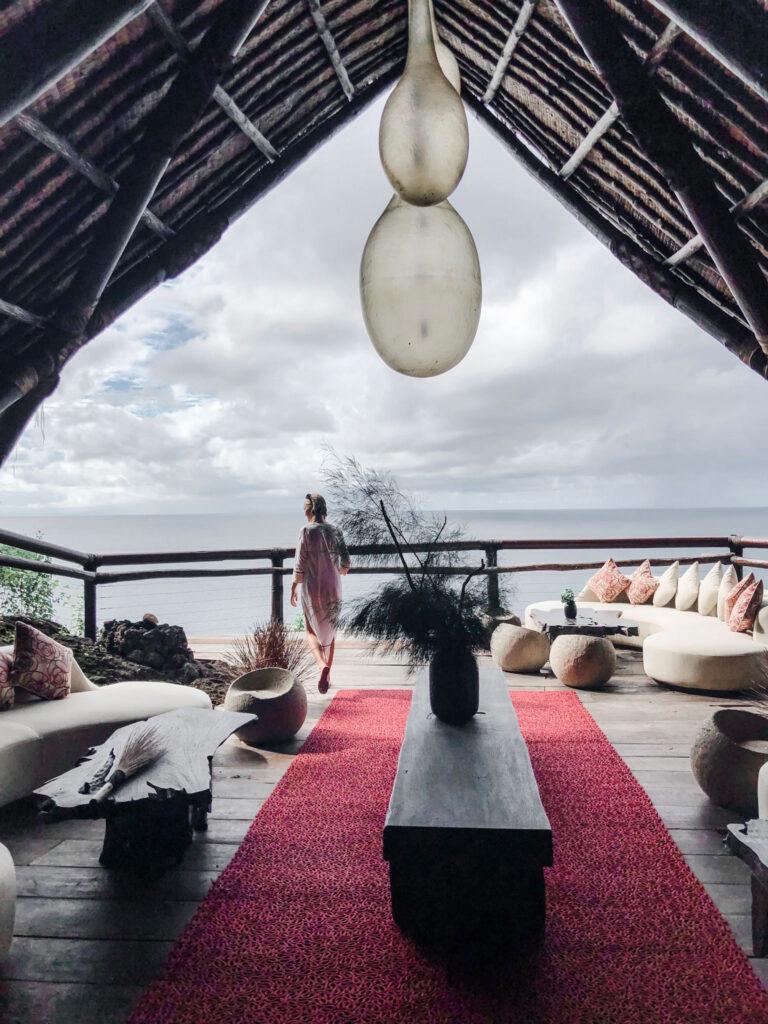 Laucala Island - Rock Lounge