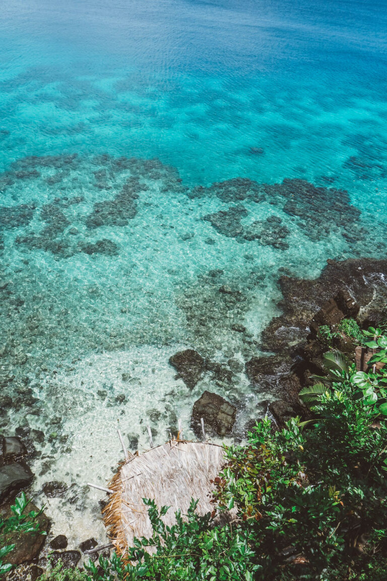 Laucala Island - Seagrass Lounge