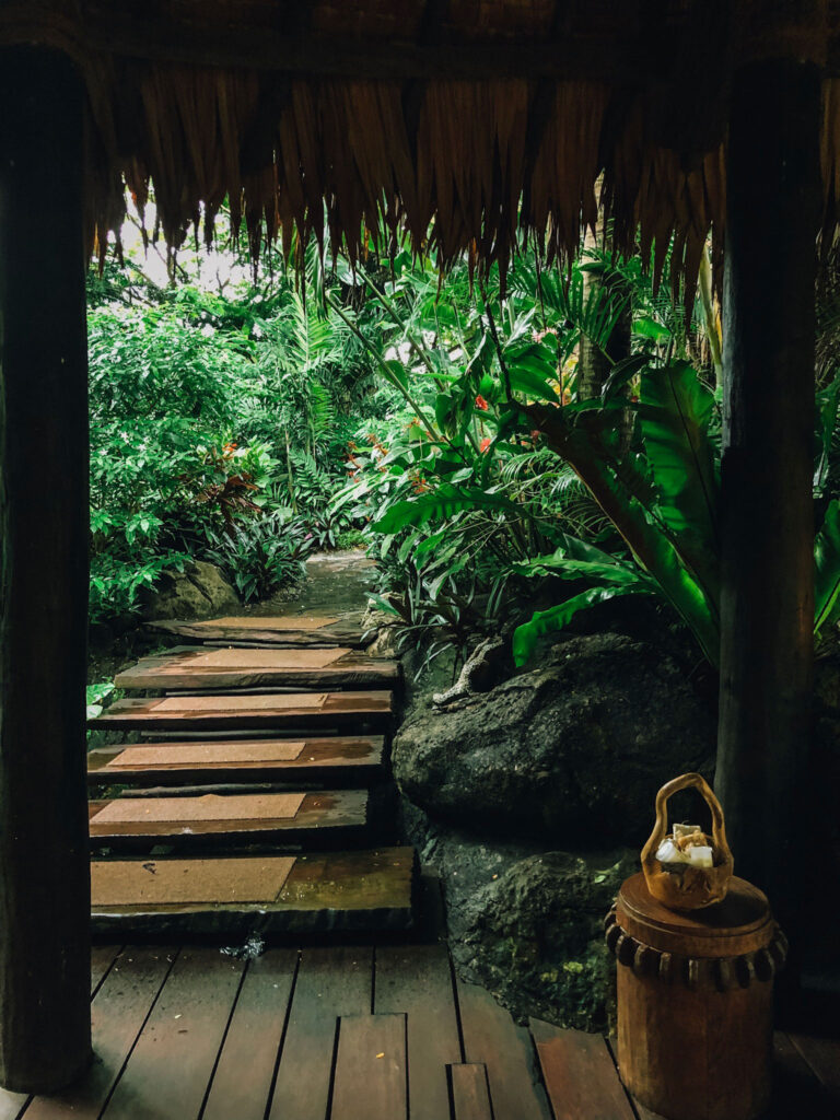 Laucala Island Spa