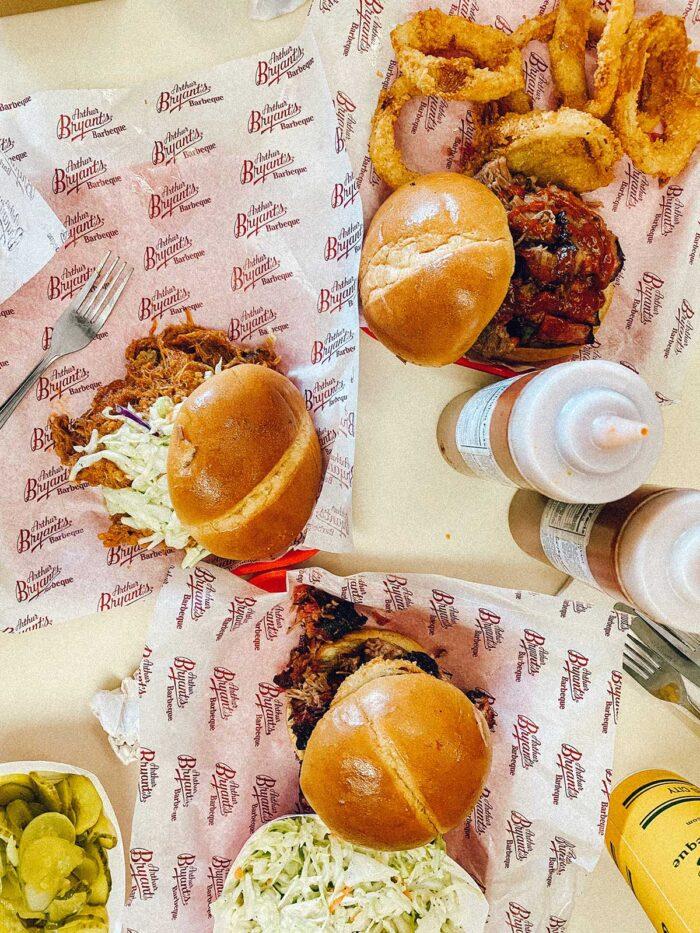 Arthur Bryant's BBQ Kansas City