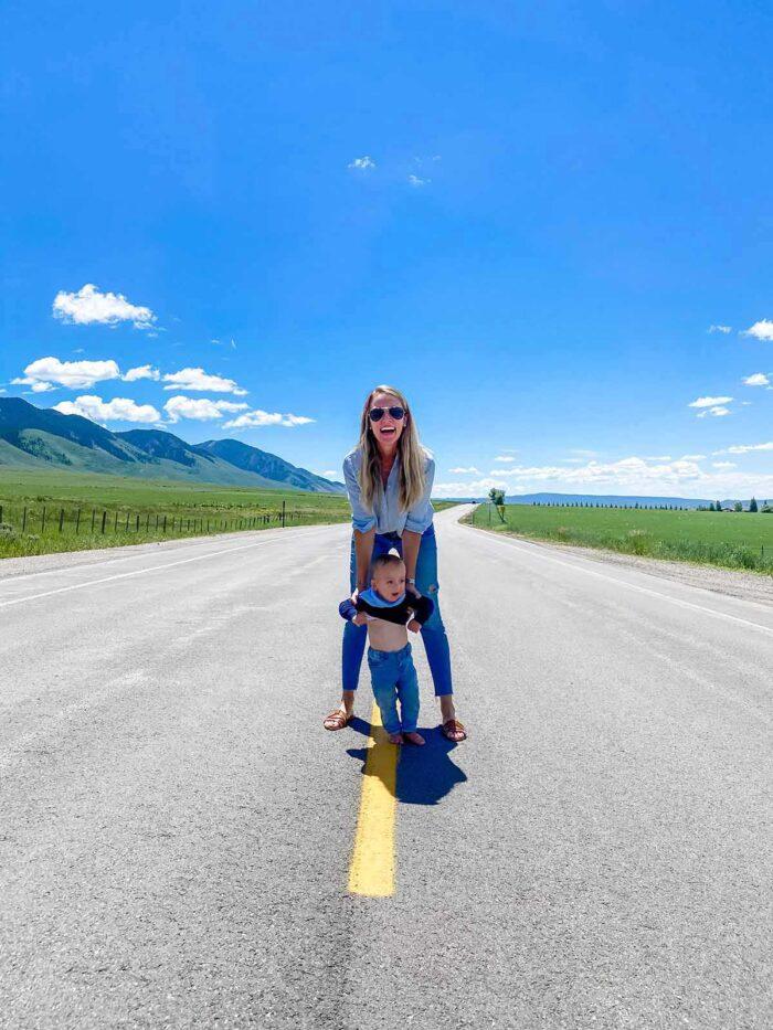 Idaho-Wyoming Border