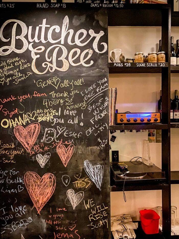 Butcher & Bee Nashville