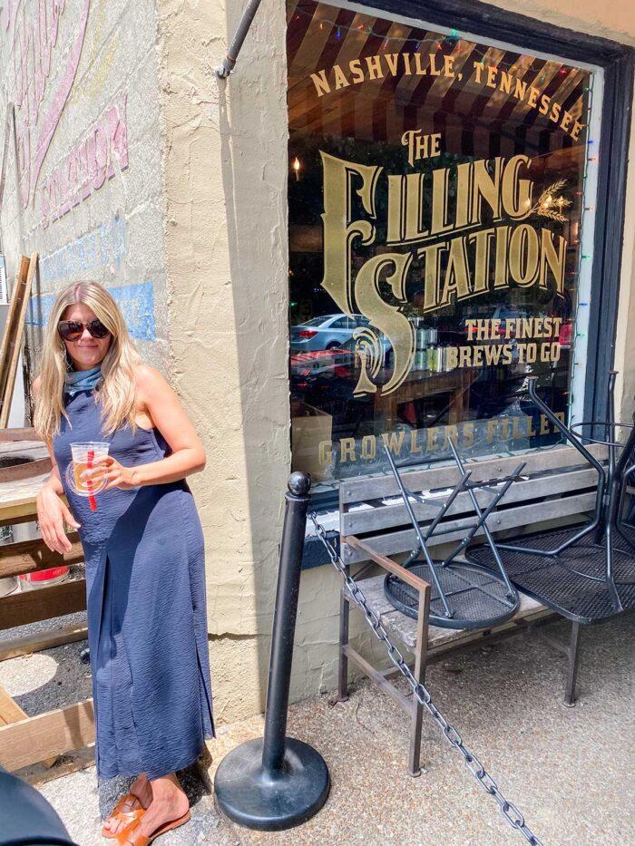 The Filling Station - Nashville 12 South
