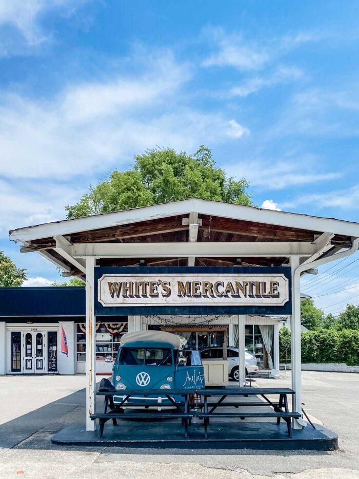 White's Mercantile - Nashville 12 South