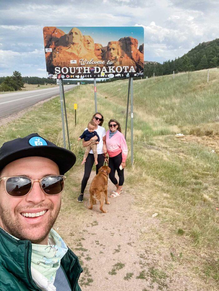 Road Trip - South Dakota