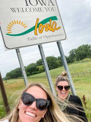 Iowa Cross-Country Road Trip