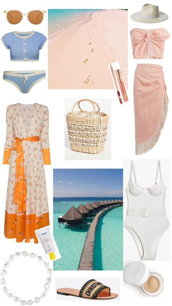 Style guide/packing tips for a Maldives honeymoon