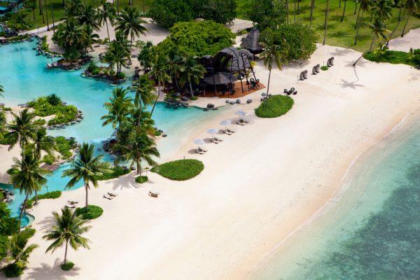 Laucala Island - Beach Bar